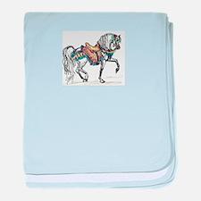 Cute Akc breeds baby blanket