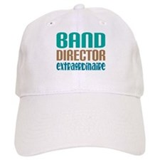Band Director Extraordinaire Baseball Baseball Cap