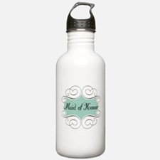 Beautiful Maid Of Honor Water Bottle