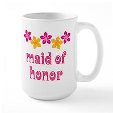 Maid Of Honor Tropical Mug