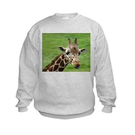 animals/wildlife Kids Sweatshirt