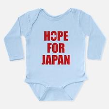 Hope for Japan 2011 Long Sleeve Infant Bodysuit