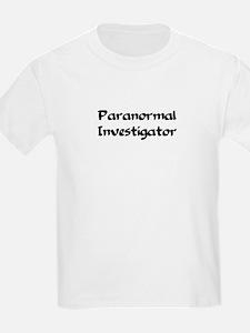 Cute Paranormal investigators T-Shirt