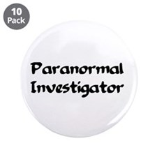 "Cute Paranormal 3.5"" Button (10 pack)"
