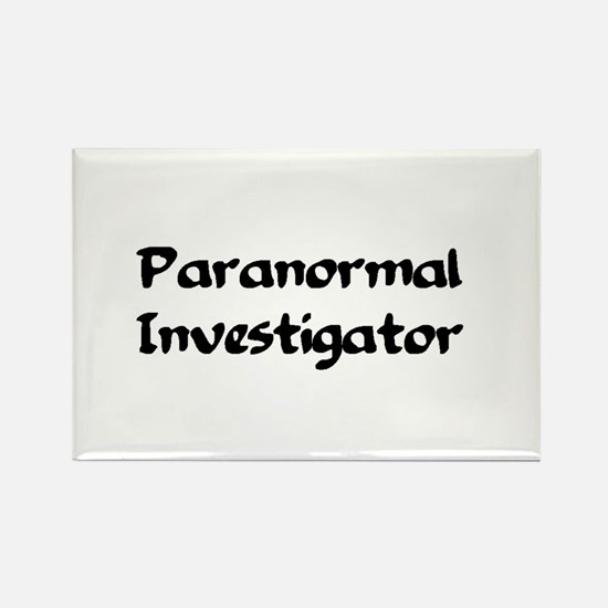 Cute Paranormal Rectangle Magnet