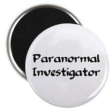 Cool Paranormal investigator Magnet