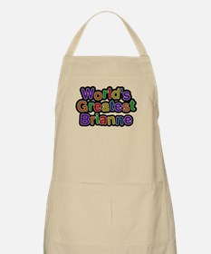 Worlds Greatest Brianne Light Apron
