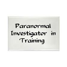 Unique Paranormal investigator Rectangle Magnet (10 pack)