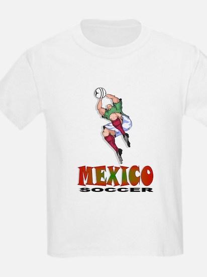 Mexico2 Kids T-Shirt