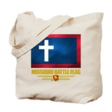 Missouri Battle Flag Tote Bag