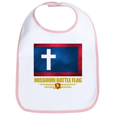 Missouri Battle Flag Bib