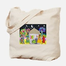 Monster Art Gifts Tote Bag