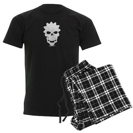 SkullCog: Men's Dark Pajamas