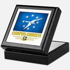 Corpus Christi Pride Keepsake Box