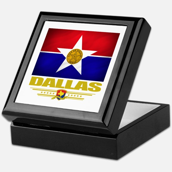 Dallas Pride Keepsake Box