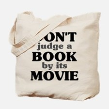 Don't Judge a Book by its Mov Tote Bag