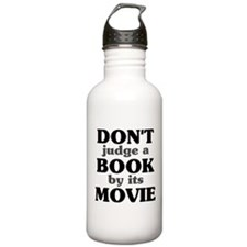 Don't Judge a Book by its Mov Water Bottle