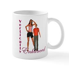 Vertically Enhanced Mug