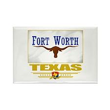 Fort Worth Pride Rectangle Magnet