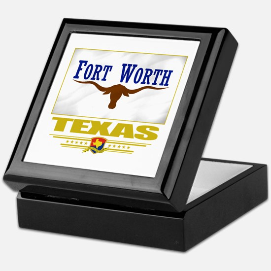 Fort Worth Pride Keepsake Box