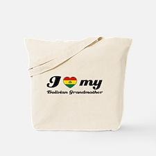 I love My Bolivian Grandmother Tote Bag