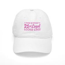 Funny 21st Birthday Baseball Cap