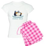 Chill Out Penguin Women's Light Pajamas