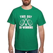 Bi-Winning - This Guy T-Shirt
