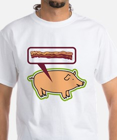 Bacon / Pig Inset (Shirt)