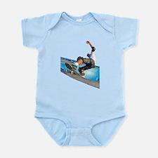 Pool Skate Infant Bodysuit