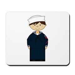 1942 Navy Petty Officer Mousepad