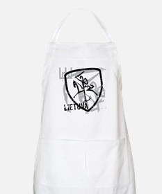 Distressed Vytis and Lietuva Apron