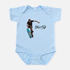 Skate Fakie Infant Bodysuit