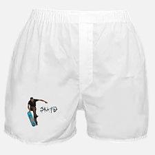 Skate Fakie Boxer Shorts