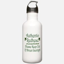Authentic Redhead Water Bottle