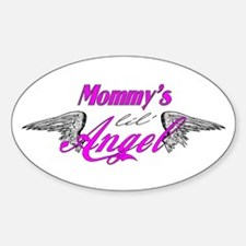 Mommy's Lil' Angel Decal
