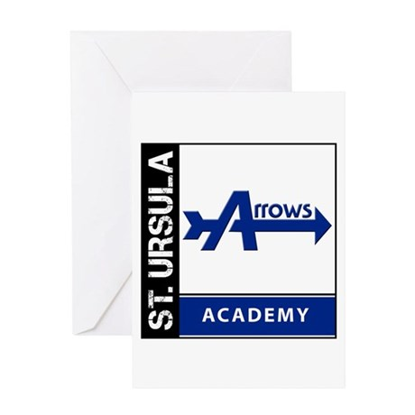 St. Ursula Academy Greeting Card