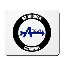 St. Ursula Academy Mousepad