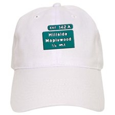 Exit 142A, Maplewood, NJ Baseball Cap