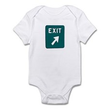 New Jersey Turnpike - Exit Si Infant Creeper