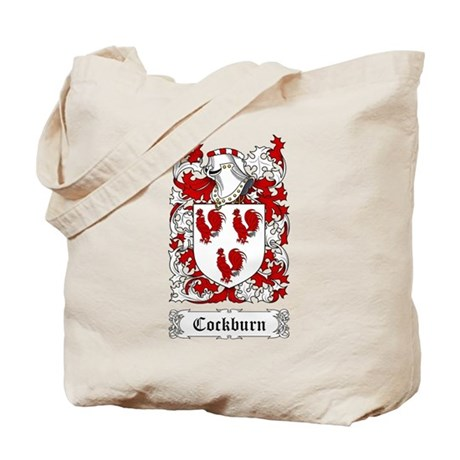 Cockburn Tote Bag