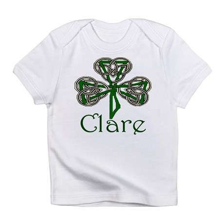 Clare Shamrock Infant T-Shirt