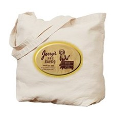 Jerry's Pit Bar-B-Q Tote Bag