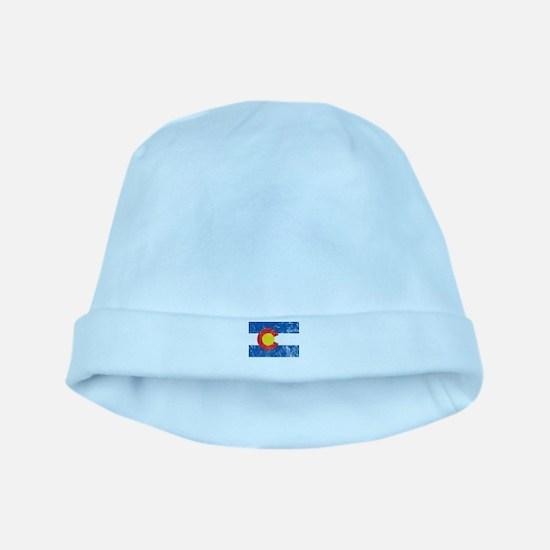 Colorado Vintage baby hat