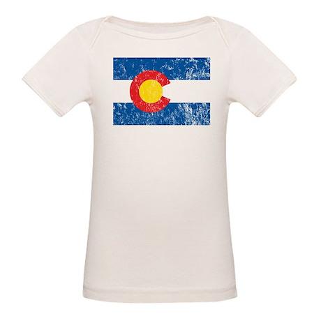 Colorado Vintage Organic Baby T-Shirt