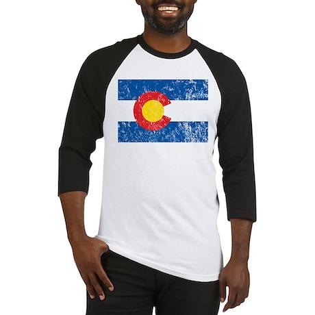 Colorado Vintage Baseball Jersey