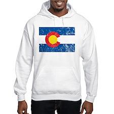 Colorado Vintage Hoodie Sweatshirt