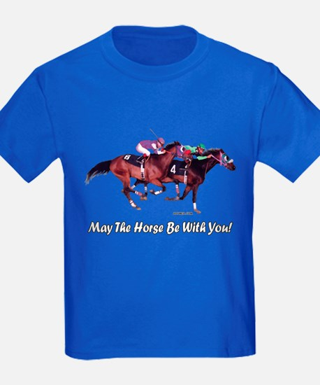 May The Horse Be With You T