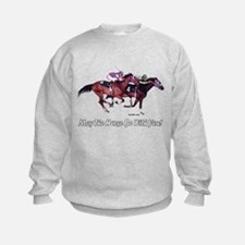 May The Horse Be With You Sweatshirt
