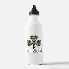 Longford Shamrock Water Bottle